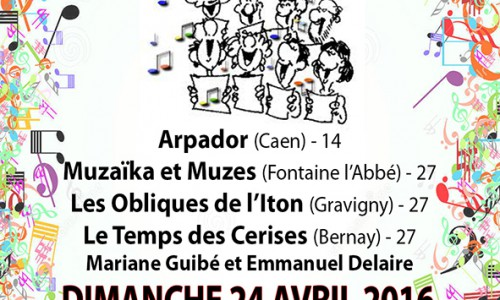 Rencontre bernay 27300